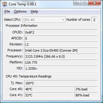 Core Temp 0.99.5.6 BETA (32-bit) .rar