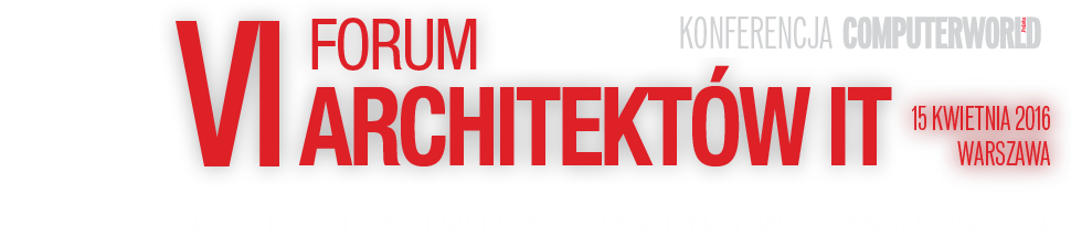 Forum Architektów IT 2016