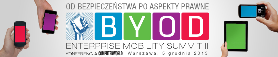 BYOD: Enterprise Mobility Summit II