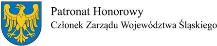 Patronat Honorowy Członek Zarządu Województwa Sląskiego