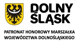 Patronat Honorowy Marszałek Województwa Dolnośląskiego
