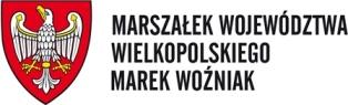 Patronat Honorowy Marszałek Województwa Wielkopolskiego