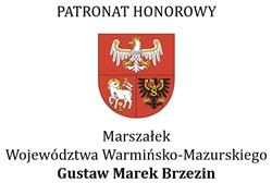 Patronat Honorowy Urząd Marszałkowski Warminsko-Mazurski