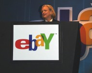 Meg Whitman, szefowa eBay Inc