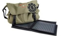 Rozwijany panel słoneczny do ładowania baterii notebooków Apple