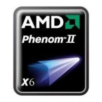 Turbo Core zwiększa efektywność pracy procesora Phenom II X6