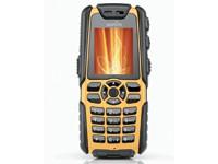 Sonim XP3 Quest Black GPS