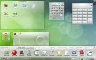 Wybór widgetów w KDE