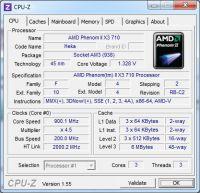 Lista obsługiwanych zestawów instrukcji wyświetlana przez CPU-Z odpowie na pytanie, czy procesor jest 64-bitowy