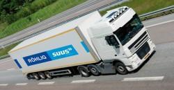 Logistyka na szynie usług