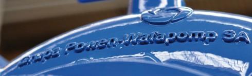 Powen-Wafapomp usprawnia produkcję w modelu projektowym