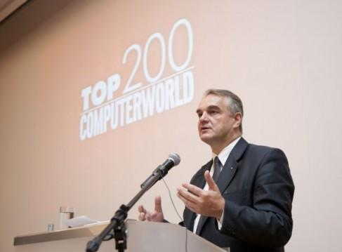 Pawlak na prezentacji Computerworld TOP200: Polskie IT potrzebuje promocji [WIDEO]
