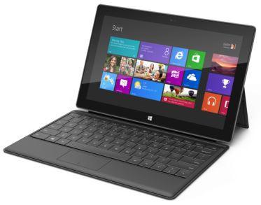 Tablet Microsoft Surface wart przynajmniej 300 dolarów