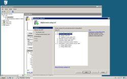 Aby w pełni skorzystać z systemu plików DFS, należy dodać odpowiednią rolę do serwera plików