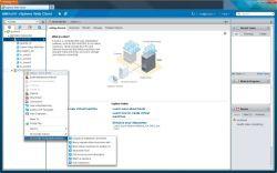 Interfejs vSphere Web Client