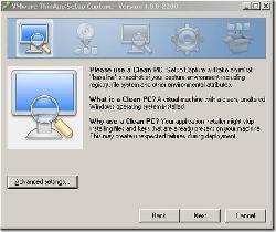 VMware ThinApp: Tworzenie startowej migawki maszyny wirtualnej dla aplikacji