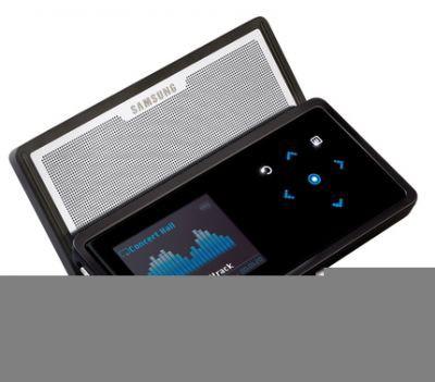 Przenośny boombox MP3 Samsunga