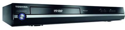 Tańszy z dwóch pierwszych odtwarzaczy HD DVD jakie Toshiba wprowadzi na rynek europejski