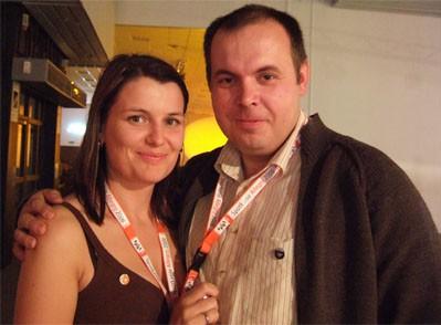 Poznali się przez Allegro, teraz prowadzą własną firmę  jako mąż i żona