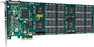 RamSan-20 PCIe – karta pamięci z układami flash opracowana przez Texas Memory Systems.
