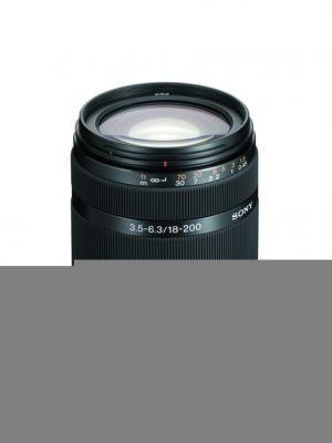 Obiektyw 18-200 mm do cyfrówki Sony A100