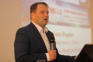 Wiceminister Gospodarki, Dariusz Bogdan