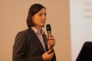 Izabela Jakubowska, p.o. Prezes Urzędu Zamówień Publicznych.