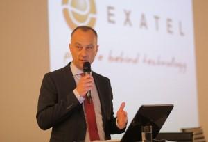 Marcin Jabłoński, Exatel.