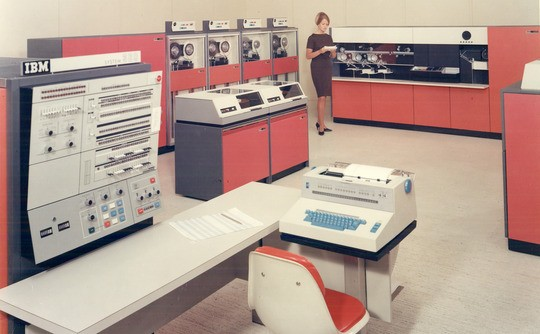 Systemy mainframe obchodzą 50-te urodziny