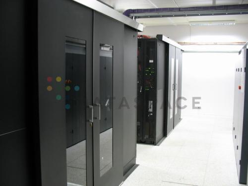 Centrum danych DataSpace w Toruniu.