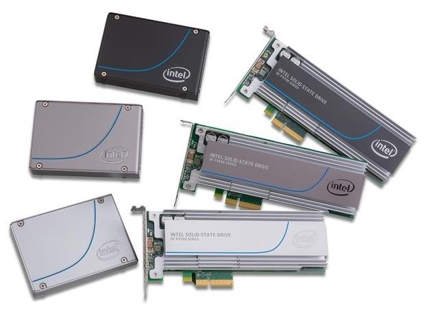 "Intel prezentuje szybkie pamięci SSD/PCIe klasy ""enterprise"" wspierające technologię NVMe"