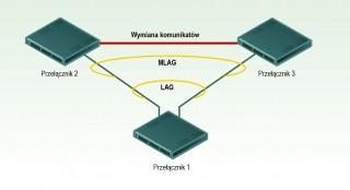 Mechanizm MLAG w praktyce