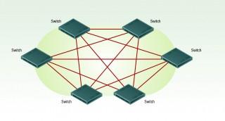Chmura połączeń L2 z wykorzystaniem TRILL/SPB
