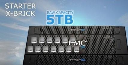 EMC prezentuje nowe konfiguracje macierzy XtremIO