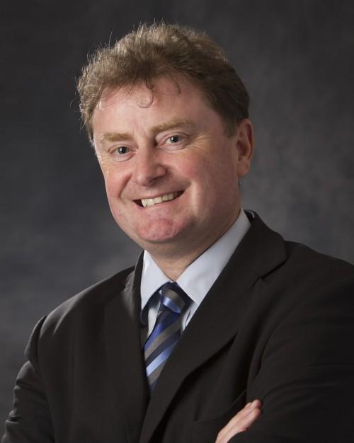 Andy Hirst, wiceprezes działu rozwiązań dla bankowości w firmie SAP