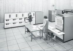 Gdy w PRL były najnowsze mainframe'y