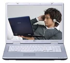 LG AV Xnote