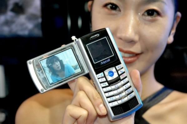 Najbardziej niezwykłe telefony komórkowe 10 lat temu