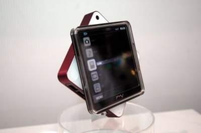 Ultra Mobile - prototypowy handheld Fujitsu