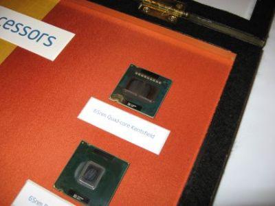 Core 2 Quadro to dwa połączone na jednym kawałku krzemu procesory Core 2 Duo