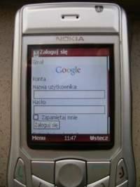 Gmail for Mobile, specjalna wersja dla komórek