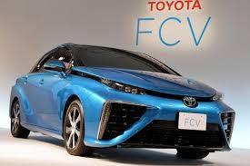 Przyszłość należy do samochodów napędzanych wodorem
