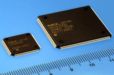 NEC: Nowe chipy umożliwiające stworzenie nagrywarek Blu-Ray/ HD DVD