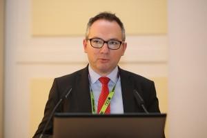 Rafał Sukiennik, Dyrektor Departamentu Rozwoju Cyfrowego w Ministerstwie Infrastruktury i Rozwoju.
