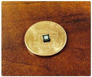 Bezprzewodowy chipset pobierający energię z fal radiowych Wi-Fi i Bluetooth