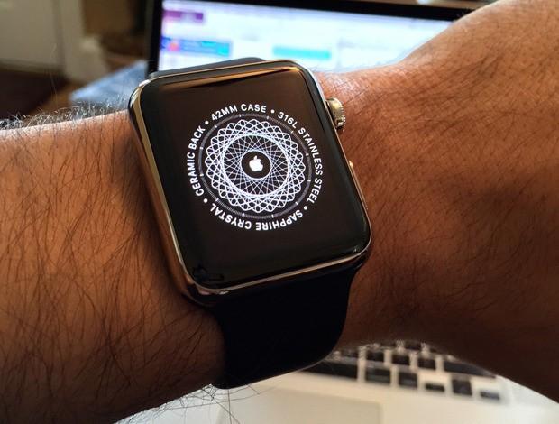 Apple Watch - synchronizacja
