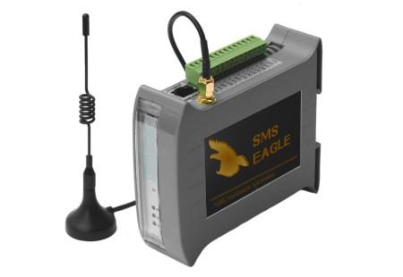 SMSEagle – urządzenie GSM do obsługi wiadomości SMS