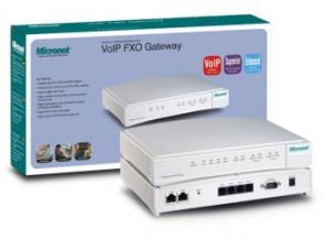 SP5054A VoIP FXO Gateway