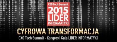 CXO Tech Summit - wyjątkowa konferencja o cyfrowej rewolucji w biznesie