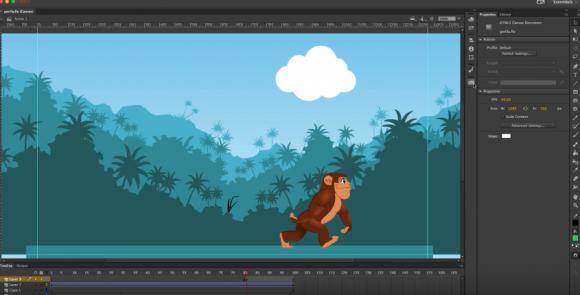Adobe zmienia Flash Pro w Animate CC